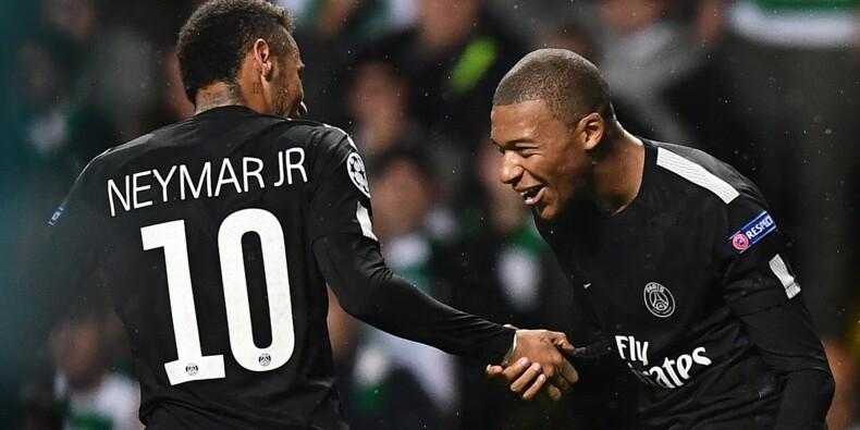 Ligue 1: Neymar, Mbappé... à Paris, c'est le Nike Football Club