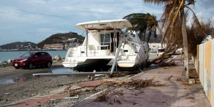 Irma: le chantier de la reconstruction reste entier