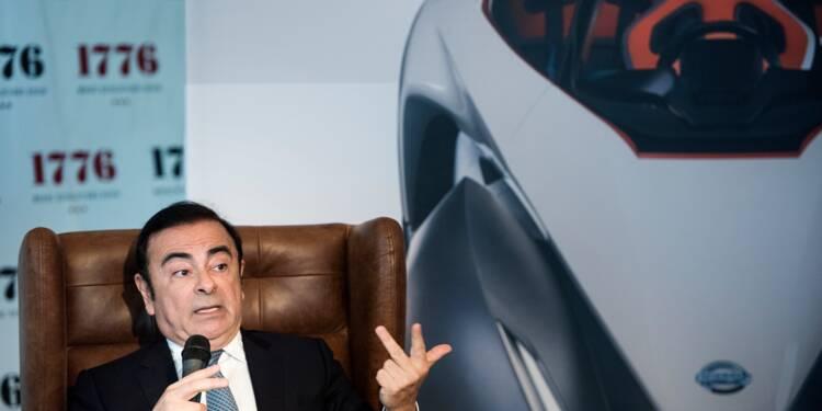 Le groupe Renault vise un chiffre d'affaires de 240 milliards