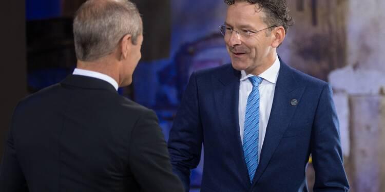 Le Maire loue les réformes françaises auprès de ses partenaires européens
