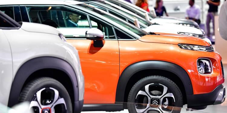 Chouchous des seniors, les SUV déferlent sur le salon de l'auto