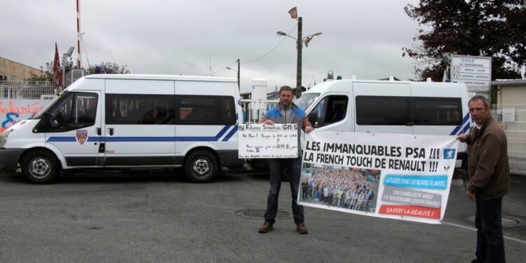 GM&S: les forces de l'ordre autour de l'usine, pas de visite pour les Journées du Patrimoine
