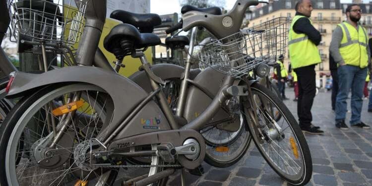 """Vélib': le DRH de JCDecaux """"préoccupé"""" de l'avenir des salariés"""