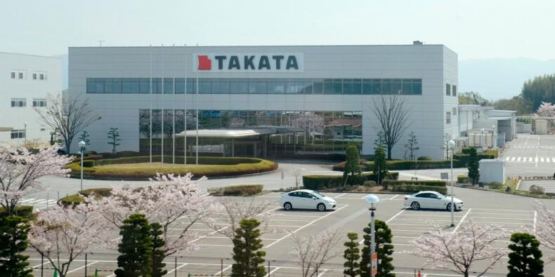 GM va rappeler en Chine 2,5 millions de véhicules équipés d'airbags Takata