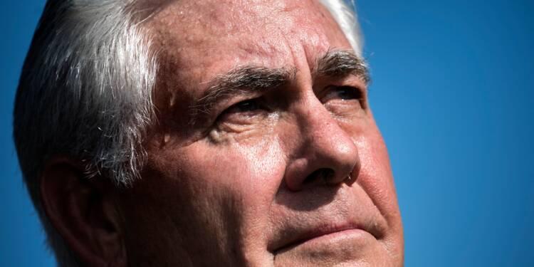 """Climat: les USA cherchent à travailler avec des """"partenaires"""" de l'accord de Paris (Tillerson)"""