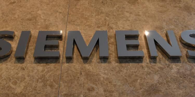 Bourse: Siemens introduira sa division d'imagerie médicale à Francfort