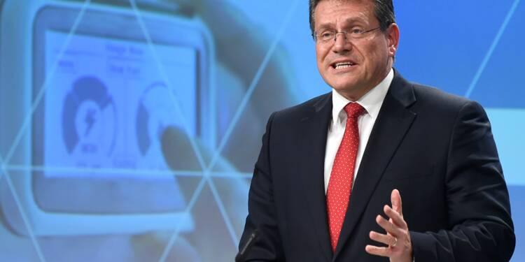 """Bruxelles veut un """"Airbus des batteries"""" électriques"""