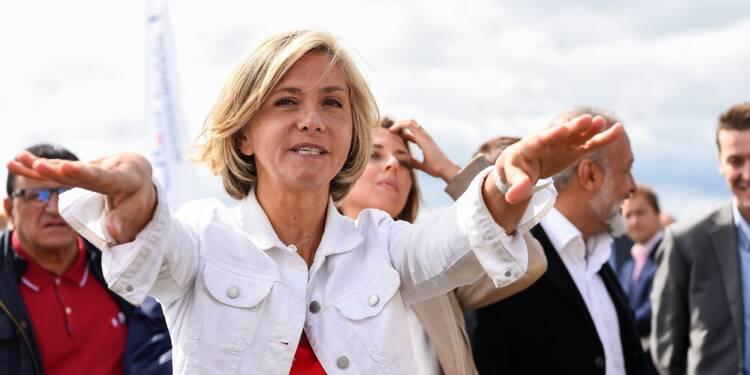 """Grand Paris Express: Pécresse met en garde contre des """"dépassements de budget"""""""
