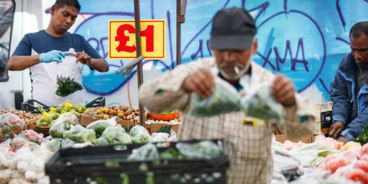 Les Britanniques continuent à dépenser malgré l'inflation et le Brexit