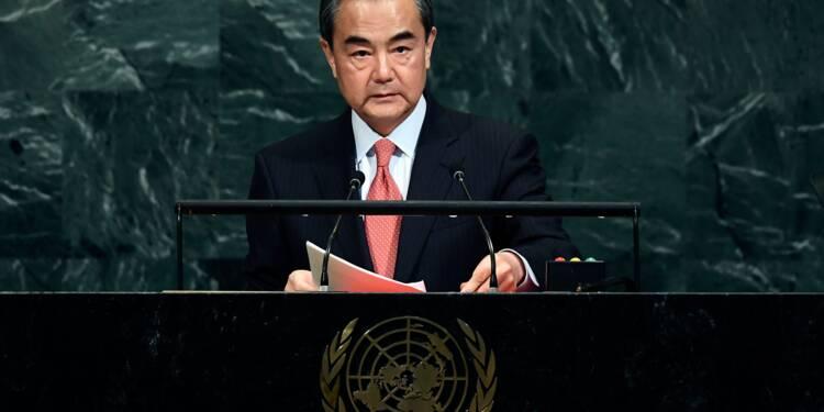 """Corée du Nord: """"La négociation est la seule solution"""" pour la Chine"""