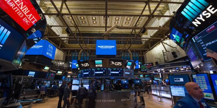Etats-Unis: le gendarme de la Bourse victime de pirates informatiques en 2016