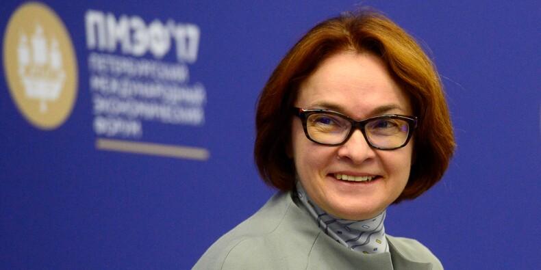 Russie: la banque centrale renfloue la 9e banque russe