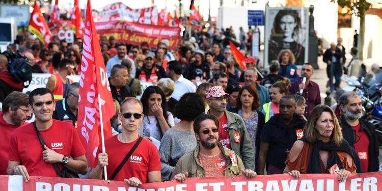 Les syndicats échouent à arrêter une action unitaire