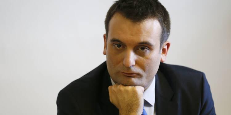 """Philippot transforme son association """"Les Patriotes"""" en parti"""
