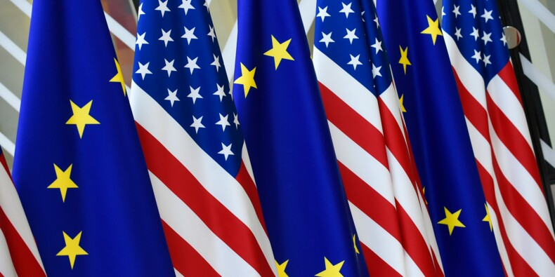 Feu vert de l'UE pour négocier un accord commercial avec les Etats-Unis