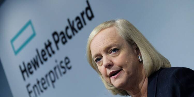 La société informatique HP Enterprise va supprimer 5.000 emplois