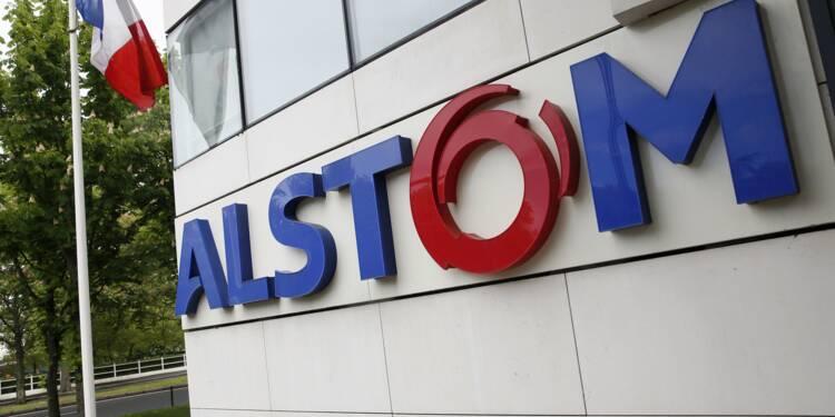 """Un rapprochement entre Alstom et Siemens se dessine pour donner naissance à un """"Airbus du ferroviaire"""""""