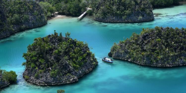 Indonésie: les îles de Raja Ampat, un paradis en sursis