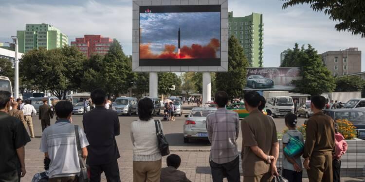 Corée du Nord: à Pyongyang, le prix de l'essence grimpe après les sanctions