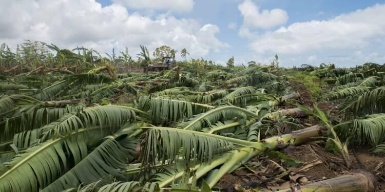 Ouragan Maria: l'état de catastrophe naturelle publié au JO fait des remous