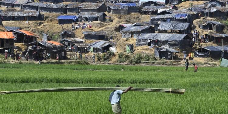 Le Bangladesh impose un blackout téléphonique aux réfugiés rohingyas