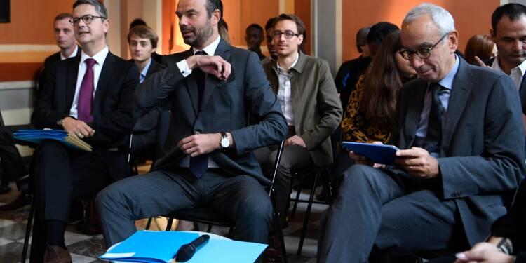 France: plan d'investissement de 56,3 milliards d'euros sur le quinquennat