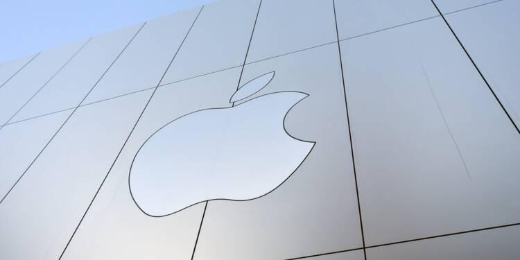 Apple, 1ère entreprise privée au monde à valoir 1.000 milliards de dollars en Bourse