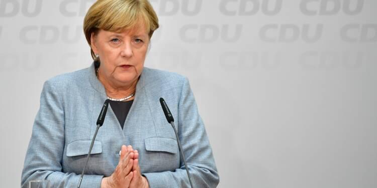En Allemagne, Merkel à la recherche d'une majorité stable