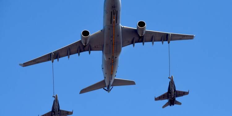 L'Allemagne et la Norvège commandent 5 ravitailleurs MRTT d'Airbus