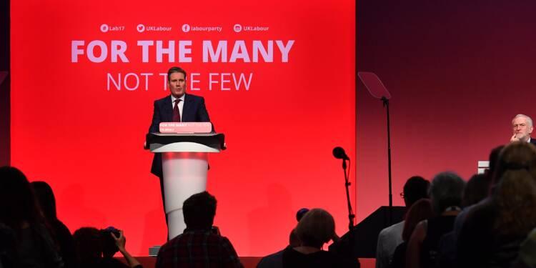 Brexit: le Labour n'exclut pas une union douanière de long terme avec l'UE