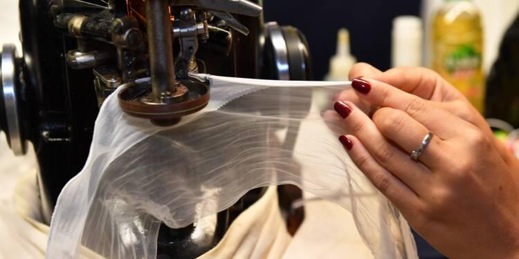 France: l'industrie textile compte sur l'innovation pour retrouver la croissance