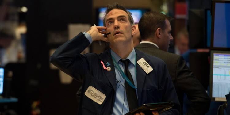 Wall Street, plombée par le secteur technologique, termine en baisse