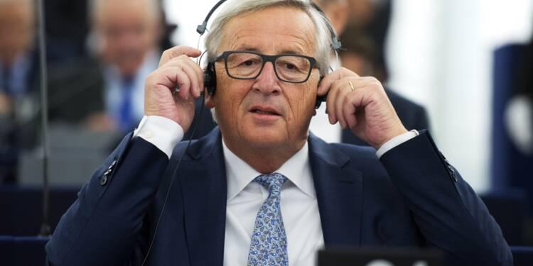 """Pour Juncker, l'Europe a besoin d'un """"gouvernement allemand fort"""""""