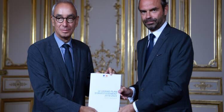 Philippe dévoile un grand plan d'investissement de 57 milliards d'euros