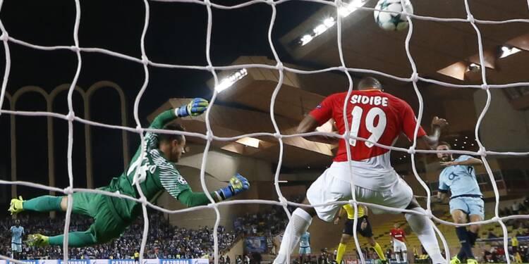 Ligue des champions: Monaco sombre face à Porto, Ronaldo et le Real domptent Dortmund