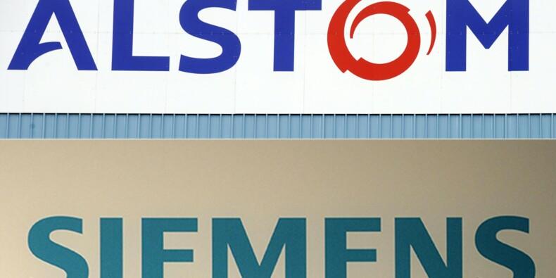 La prise de contrôle d'Alstom par Siemens avive critiques et craintes pour l'emploi