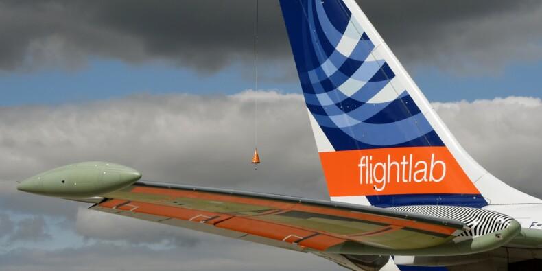 Premier vol réussi pour un Airbus équipé d'ailes laminaires