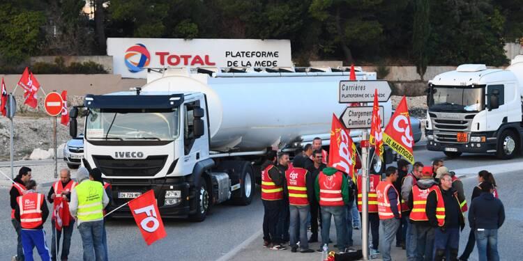 Routiers: la CFDT menace d'une grève à partir du 10 octobre