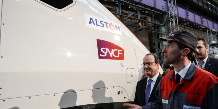Journée décisive pour l'alliance entre Alstom et Siemens dans le ferroviaire