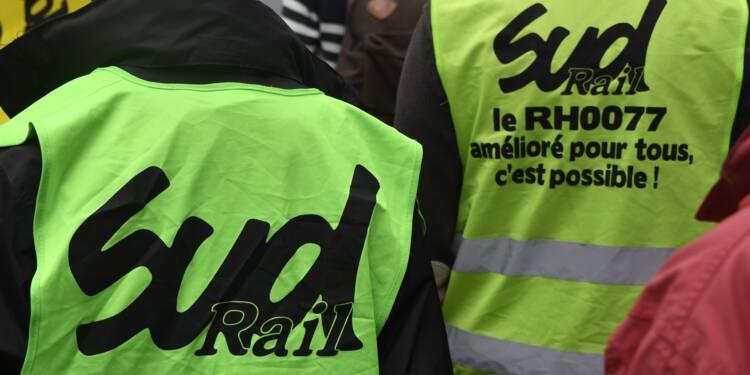 Ordonnances: SUD-rail appelle les cheminots à manifester le 10 octobre