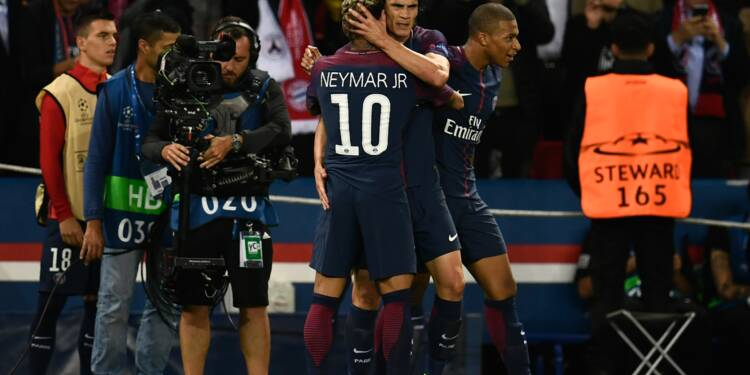 Ligue des champions: le PSG et sa MCN frappent fort, Chelsea s'offre l'Atletico