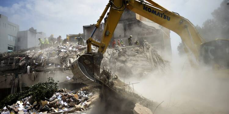 Mexique: après une pause, l'économie devrait se relever du séisme