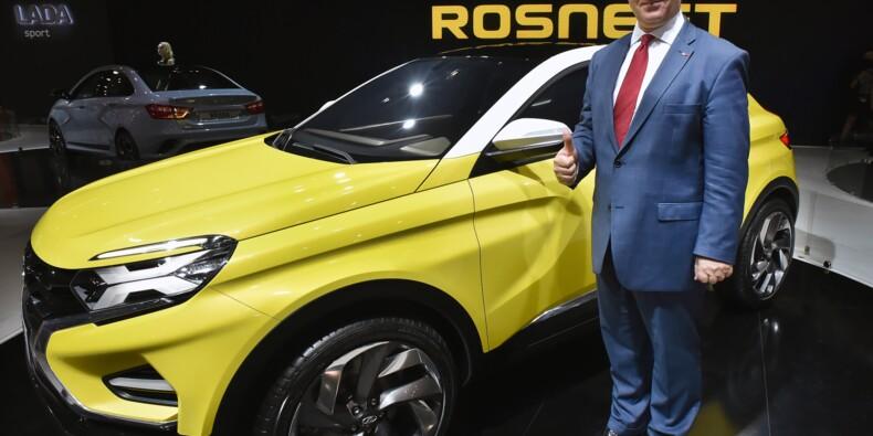 Russie: ancienne voiture unique, Lada veut se faire désirer