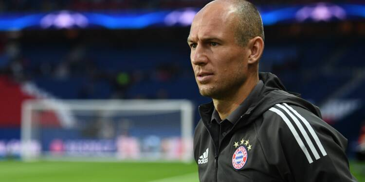 Ligue des champions; Neymar, Mbappé et Cavani titulaires face au Bayern, pas Robben ni Ribéry