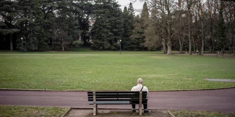 Un tiers des 60 ans et plus n'ont pas de confident à qui parler