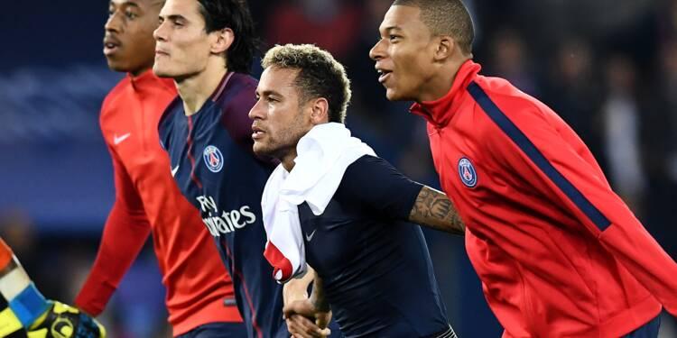 Ligue des champions: le PSG devient un animal à sang froid