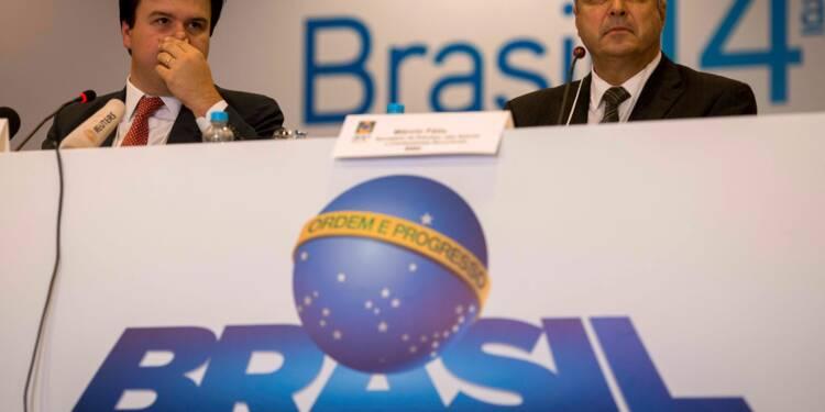Brésil: le secteur pétrolier retrouve le sourire