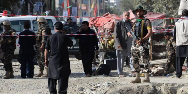 L'EI fait six morts dans un attentat anti-chiite à Kaboul