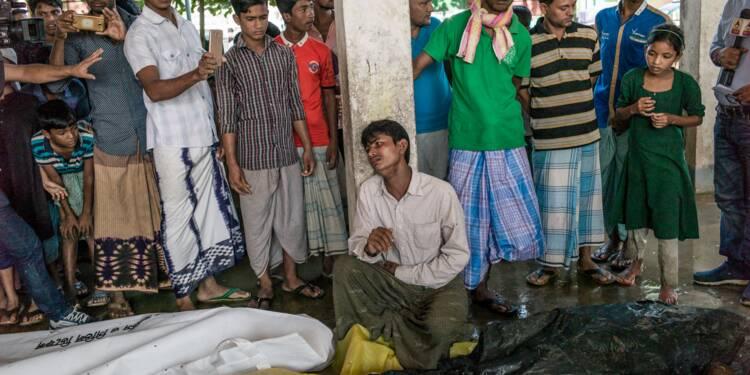 Au Bangladesh, le désespoir des Rohingyas rescapés du naufrage