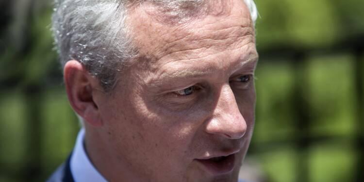 """Bruno Le Maire conscient des """"efforts"""" demandés aux retraités"""